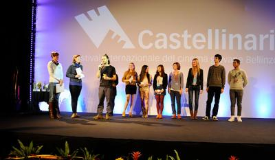 Festival closing ceremony: Jeshua Dreyfus, <i>Halb so wild</i> - Utopia Award