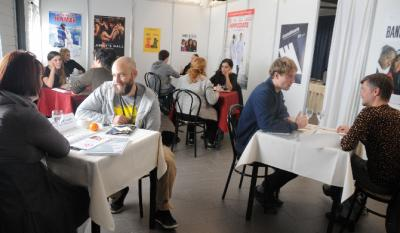 Meeting One-to-One – Young directors and producers