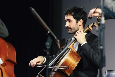 Closing Night: Antonio Cortesi, trio EST- Electricstringtrio