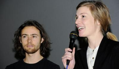 Anna van Haebler and Jeshua Dreyfus <i>Halb so wild</i> - Utopia Award