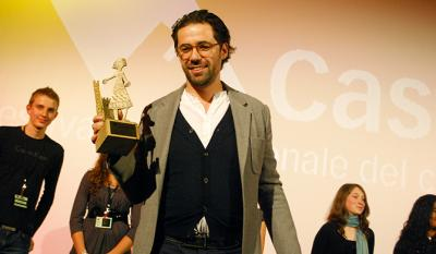 Leo Kashin, filmmaker of <i>Kaddish for a Friend</i>, Castello d'Oro Award