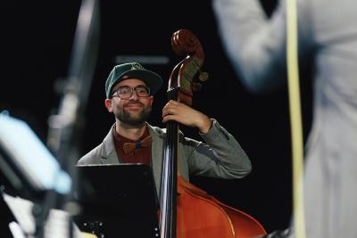 Closing Night: Luca Di Chiara, trio EST- Electricstringtrio